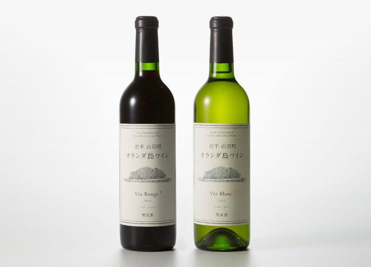 オランダ島ワイン