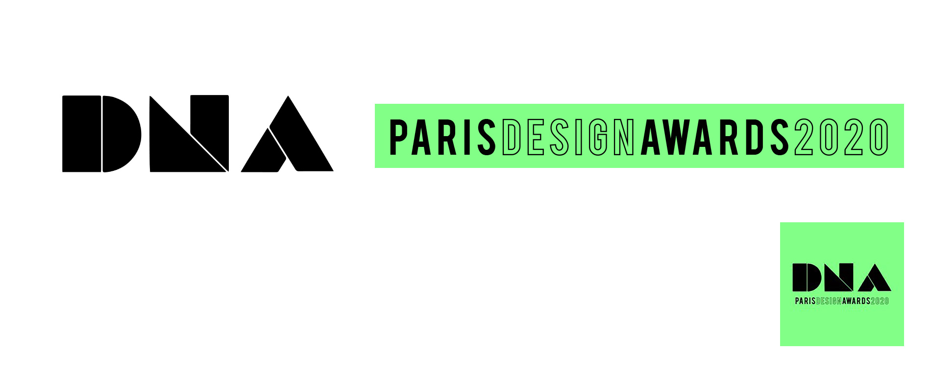 DNA Paris Design Awards 2020